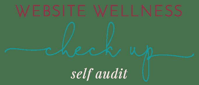 Self Audit Freebie